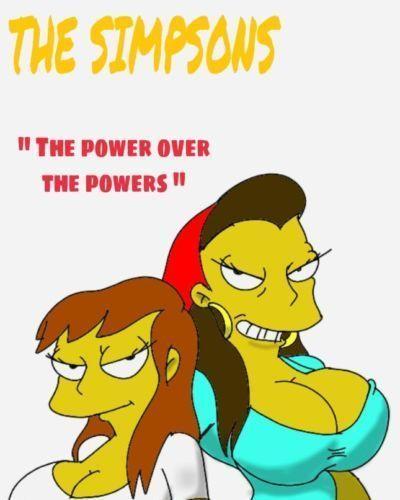 il simpson il Potenza oltre il Poteri
