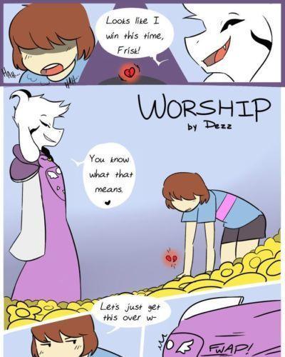 [Dezz] Worship (Undertale)