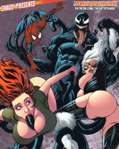 [Shade] Spiderbang (Spider-Man)