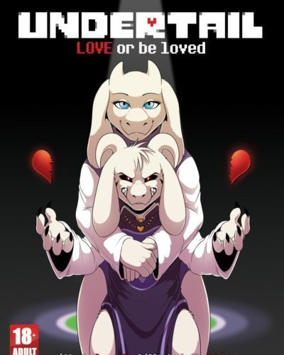 [Kabier] Undertail: LOVE or Be Loved