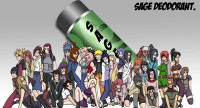 [Matt Wilson] Sage Deodorant Chapters 1-24 (Naruto)  [Ongoing]