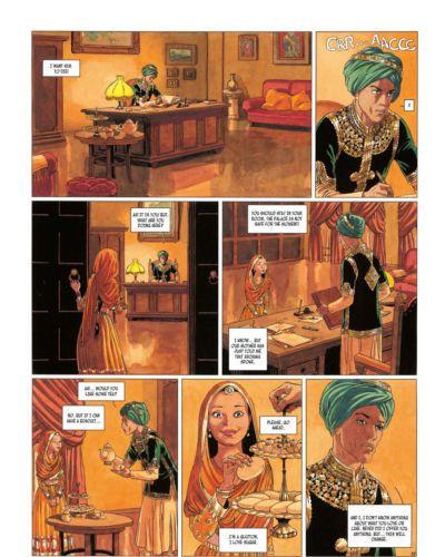 [Ana Miralles] Djinn - Volume #12: A Reclaimed Honour (ENG) - part 3