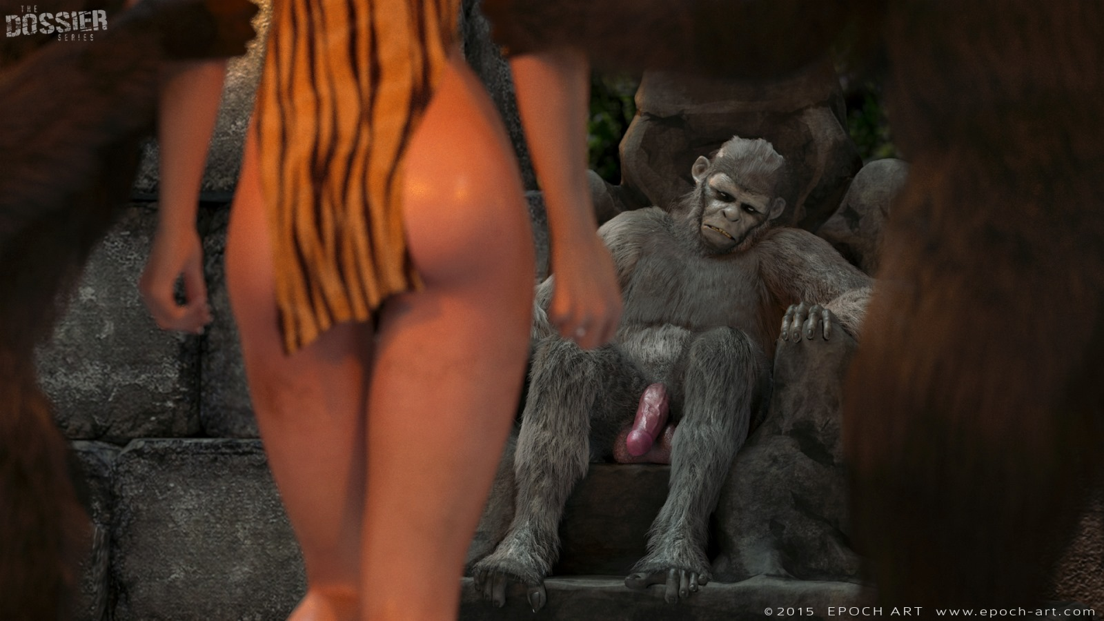 woman fucking chimp xxx